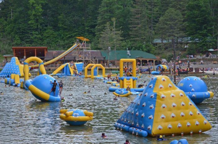 The ACE Adventure Resort Is The Best Outdoor Water ...