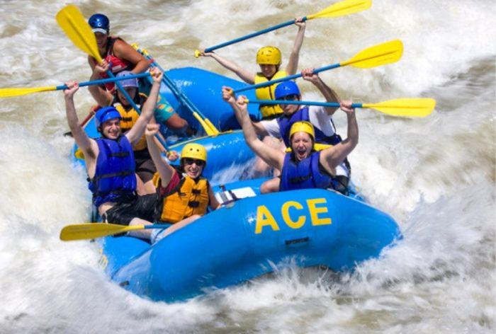 The Ace Adventure Resort Is The Best Outdoor Water