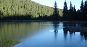 The Water Of This Spring In Colorado Is Said To Have Mystical Healing Powers