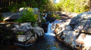 This Waterfall Staircase Hike May Be The Most Unique In All Of Massachusetts