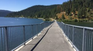 The Beautiful Bridge Hike In Idaho That Will Completely Mesmerize You