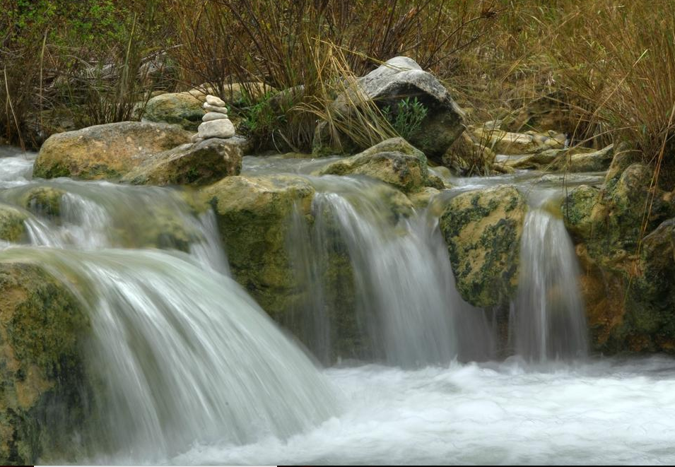 Twin Falls In Austin Is A Beautiful Hike And Swimming Hole