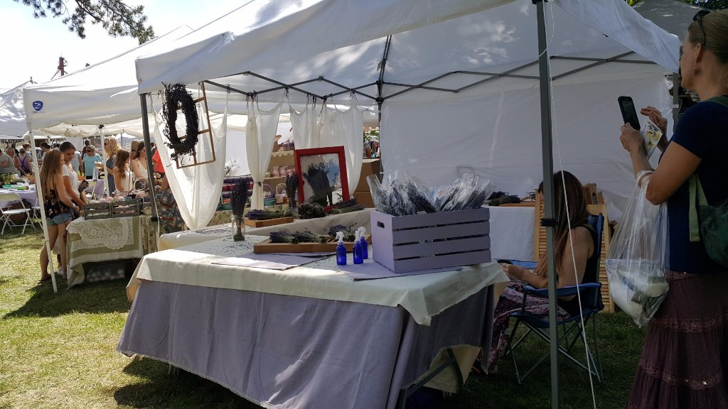 The lavender festival is loveliest celebration in michigan for Craft show in michigan