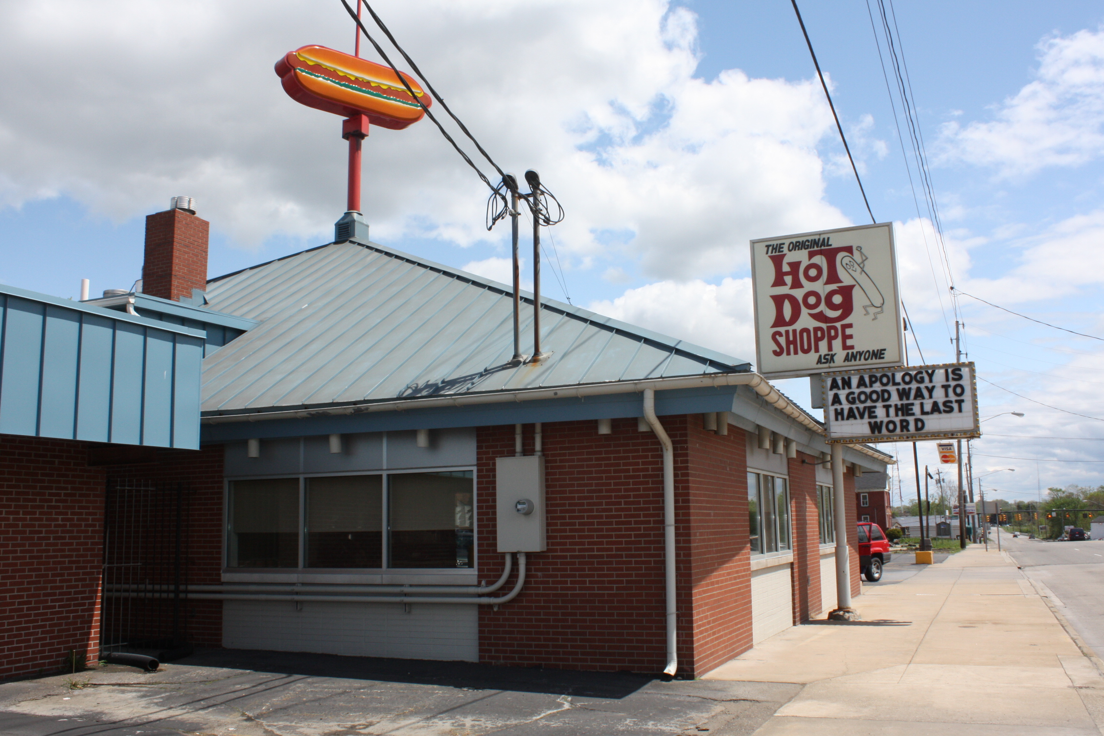 Hot Dog Places In Columbus Ohio