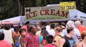 You Don't Want To Miss The Biggest, Most Delicious Ice Cream Festival In Georgia