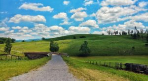 This Mesmerizing Trail Will Show You The Very Best Of Virginia's Countryside