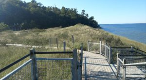 This Beautiful Boardwalk Trail In Michigan Is The Most Unique Hike Around