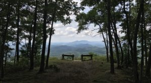 This Scenic Trail Has The Most Picture-Perfect Mountain Lookout In Virginia