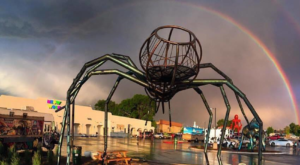 This Installation At New Mexico's Fantasy Museum Is Unlike Anything You've Ever Experienced