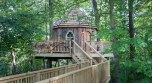 This Treehouse Resort In Ohio May Just Be Your New Favorite Destination