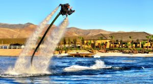 There's A Jet Pack Adventure In Nevada The Whole Family Can Take