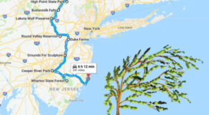 Take This Epic Road Trip To Experience New Jersey's Great Outdoors