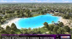 This 2-Acre Lagoon In Texas Is Everything You Need For An Unforgettable Summer
