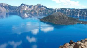 The Spectacular Spot In The U.S. Where You Can Camp Right On The Lake
