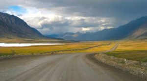 The Least Traveled Road In America Will Take You A Thousand Miles Away From It All
