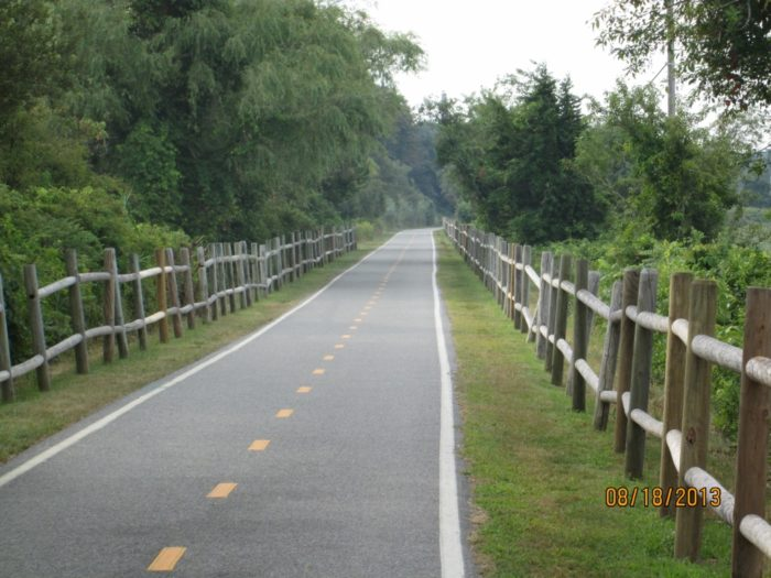 Scenic Bike Routes Rhode Island