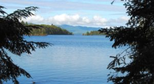 The Largest Lake In Maine That's One Of The World's Last Great Places