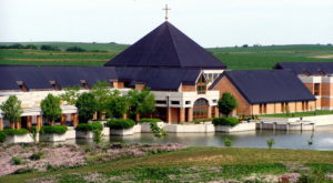 There's A Monastery Hidden In Nebraska And You'll Want To Visit
