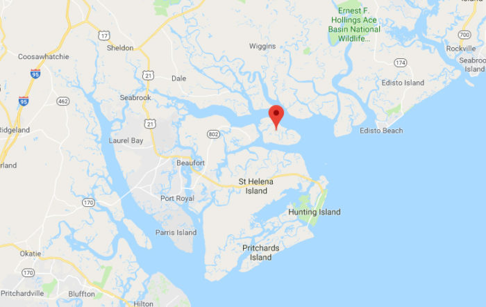 Google Maps Island View Beach