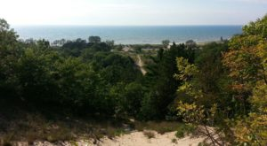 The Dune Hike In Michigan That Leads To Breathtaking Views