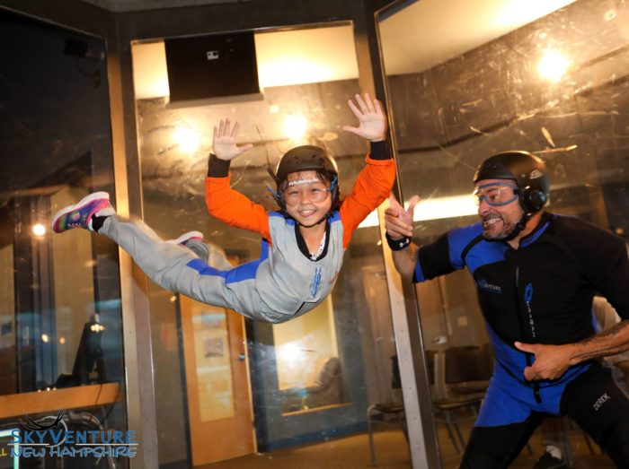 the skyventure experience Ifly is the world leader in indoor skydiving business development, and wind  tunnels technology.