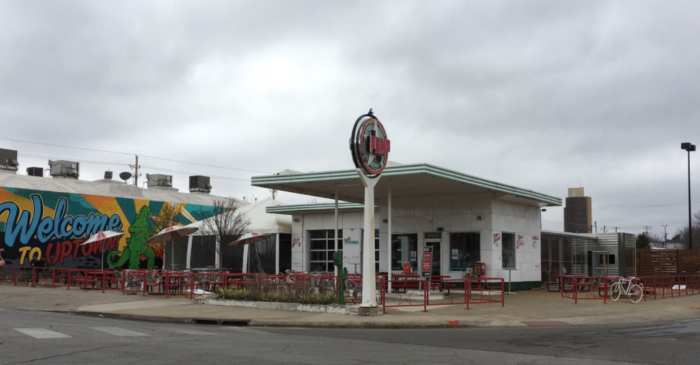 The Pump Bar In Oklahoma City Used To Be An Old Gas
