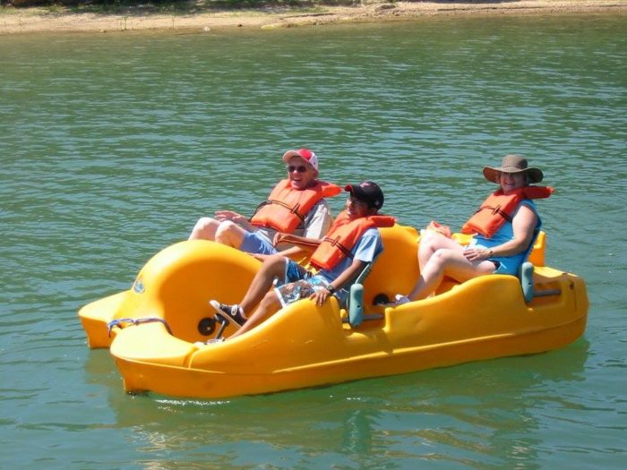 Lake murray water sports is an outdoor water playground in for Lake murray fishing hot spots