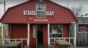 The Burger Barn In Oklahoma That's So Worthy Of A Food Coma