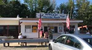 The Rhode Island Chowder Shack In The Middle Of Nowhere That's One Of The Best On Earth