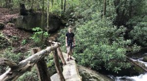 The Beautiful Bridge Hike In South Carolina That Will Completely Mesmerize You