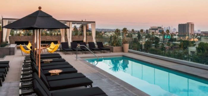 The Views From These 5 U.S. Hotel Pools Will Make You Swoon