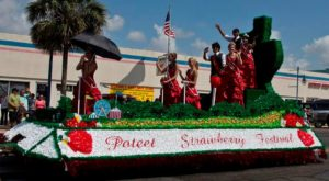 It's Not Spring Until You Attend The Sweetest Strawberry Festival In Texas