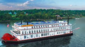 The One Amazing Riverboat Cruise You Simply Must Take This Year