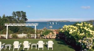 Why A Stay At This Seaside B&B Is Positively Intoxicating