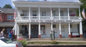 You'll Never Forget A Trip To This Old-Fashioned General Store Near Cleveland