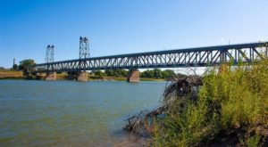 You'll Love A Trip Across This River Bridge In South Dakota Where No Cars Are Allowed