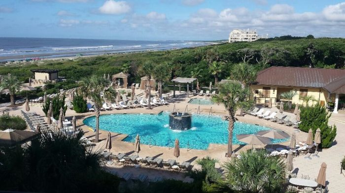 Here Are 7 Of The Best Oceanfront Hotels In South Carolina