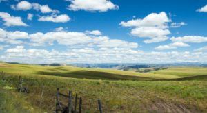 One Of The Largest Prairies In The Country Is Right Here In Oregon And You'll Want To Visit