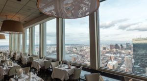 This Restaurant In Boston Is Located In The Most Unforgettable Setting