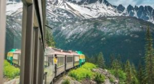 Here's The Most Beautiful Train Ride You Can Possibly Take In The U.S.