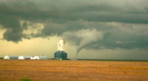 This One County Is Hit By More Tornadoes Than Anywhere Else In The U.S.