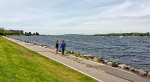 The Scenic Rail Trail In Rhode Island That's Downright Picture Perfect