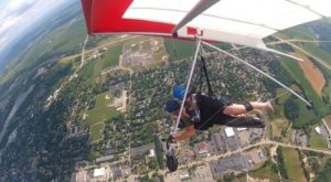 You Can Learn To Soar With This Wisconsin Hang Gliding Adventure