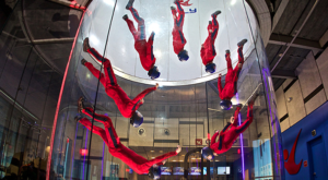 This Epic Wind Tunnel In Austin Is Perfect For An Adventurous Day Trip