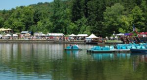 This Small Town Near Pittsburgh Hosts One Of The Best Summerfests Around