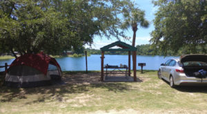 The Picturesque South Carolina Campground That's Hiding In Plain Sight