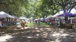 This Unique Festival Near New Orleans Is The Best Way To Spend Your Weekend
