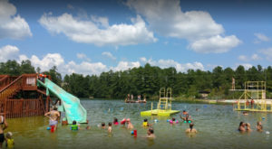 The Natural Swimming Hole In South Carolina That Will Take You Back To The Good Ole Days