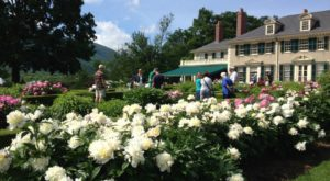 You'll Never See Another Historic Garden Like This One In Vermont