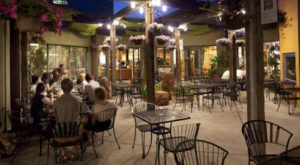 The Patio Dining At This Hidden Oasis In Utah Is A Garden Paradise